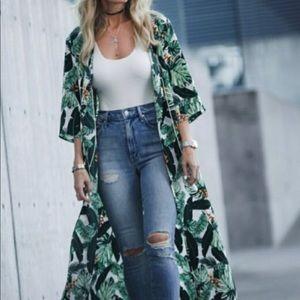 Rachael Zoe kimono